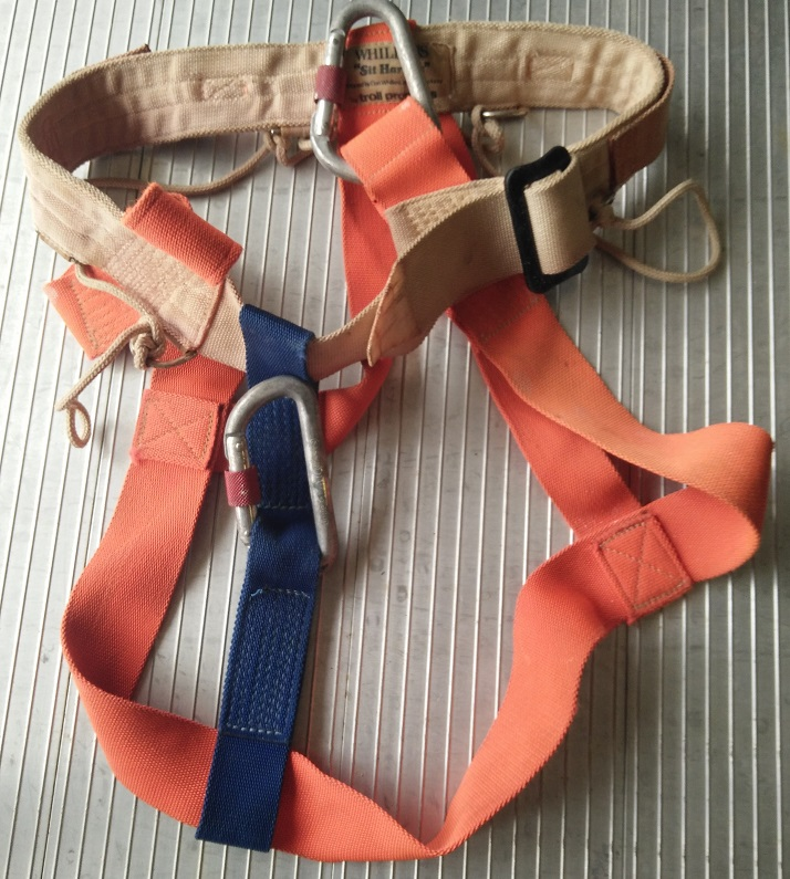 Whillens Sit Harness